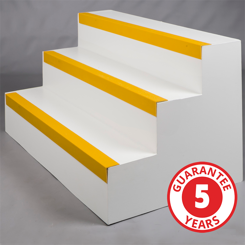 EdgeGrip Standard Anti Slip GRP Stair Nosings