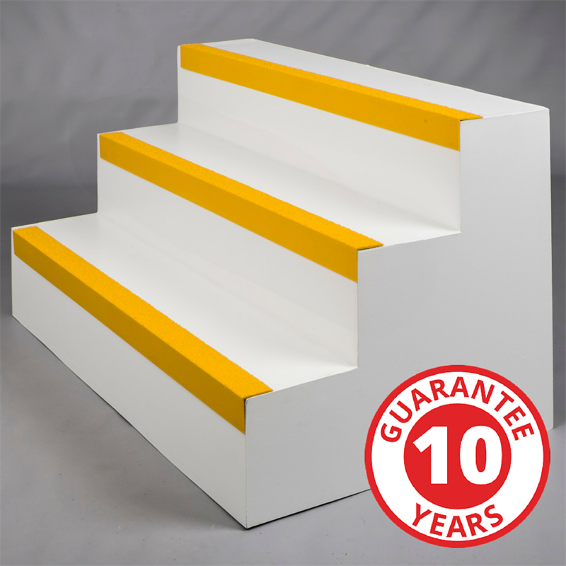 EdgeGrip Heavy Duty Anti Slip GRP Stair Nosings