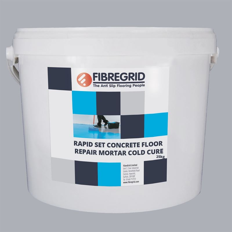 Rapid Set Concrete Repair Mortar - Cold Cure