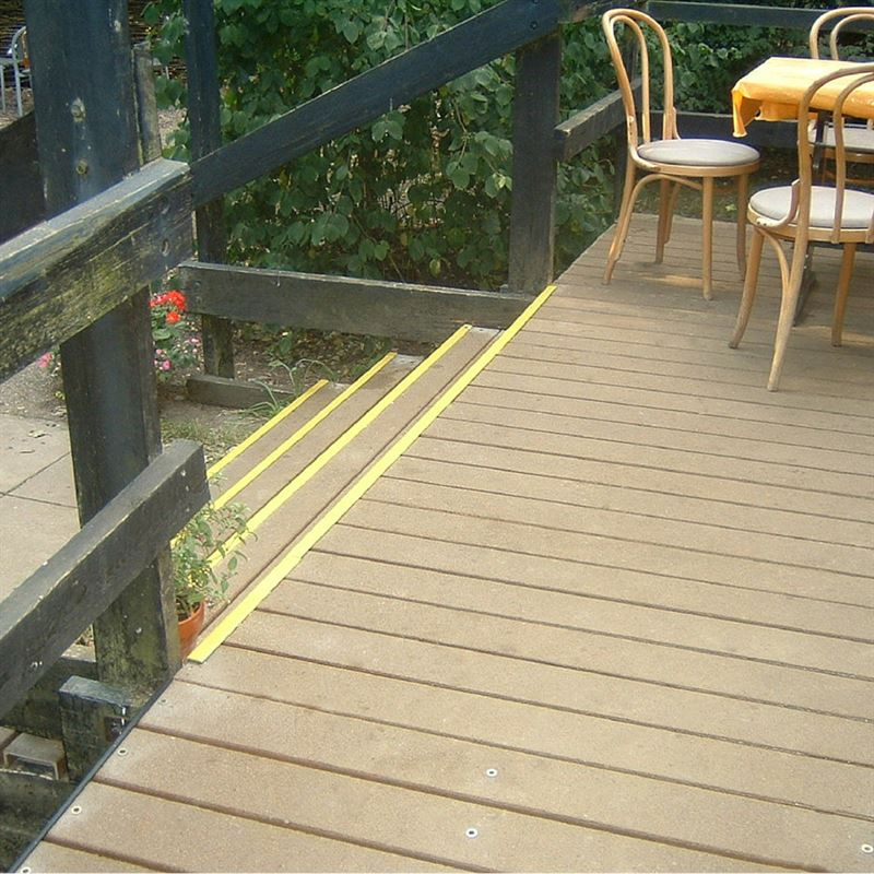 GRP Structural Decking Boards