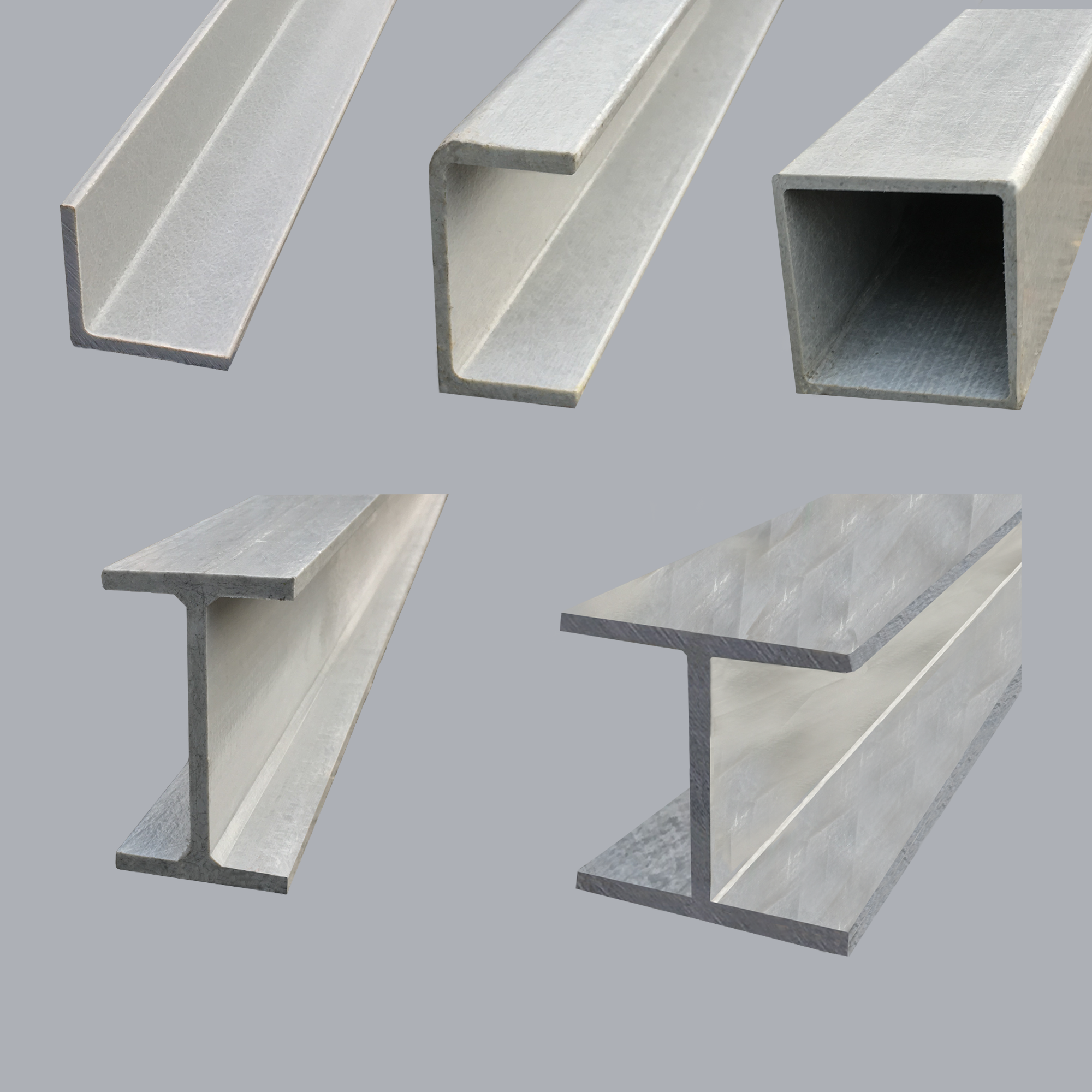 Pultruded GRP Profiles